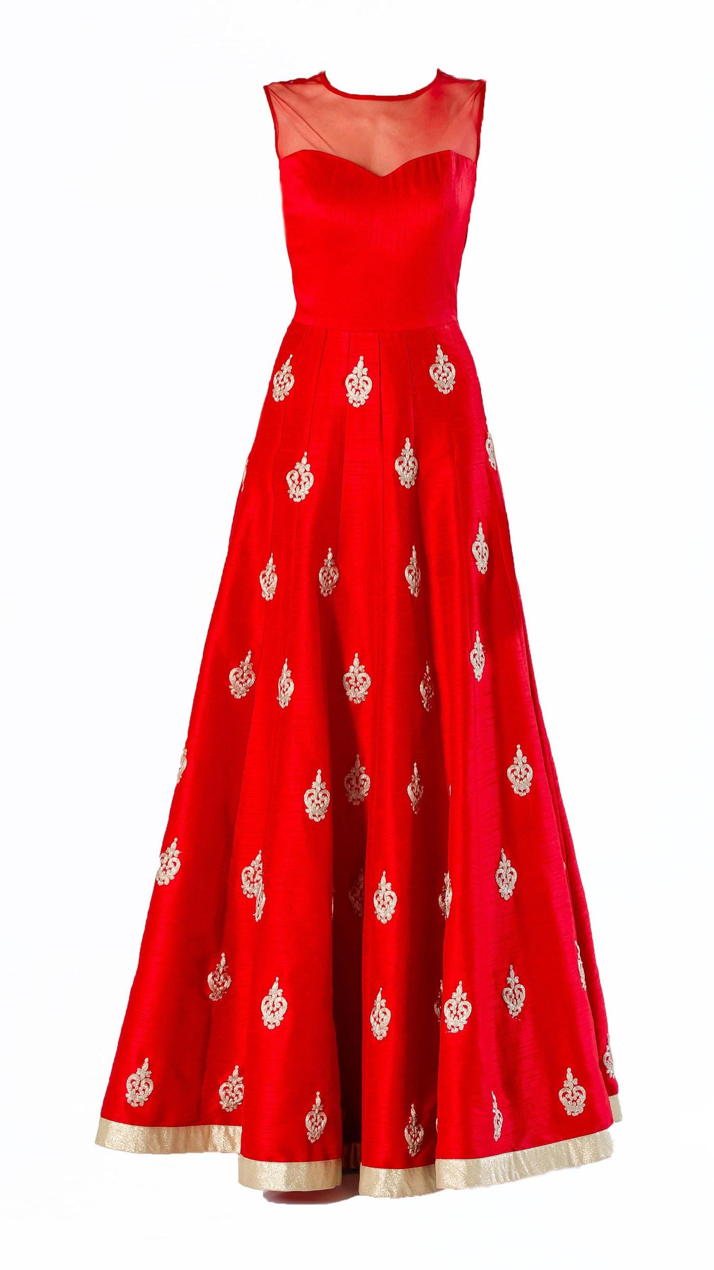 sva by sonam paras modi s silk gown