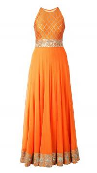 Orange Kalidar